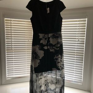 Brand new with tags flyaway dress